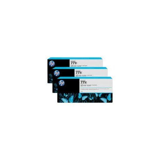 HP B6Y37A Patron PhBlack No.771C (Eredeti)