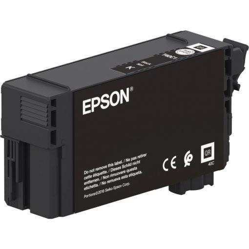 Epson T40C1 Black 50ml Festékpatron