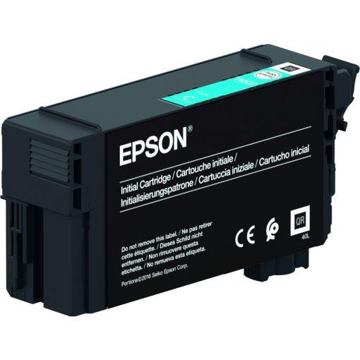 Epson T40C2 Cyan 26ml festékpatron