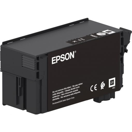 Epson T40D1 Black 80ml tintapatron