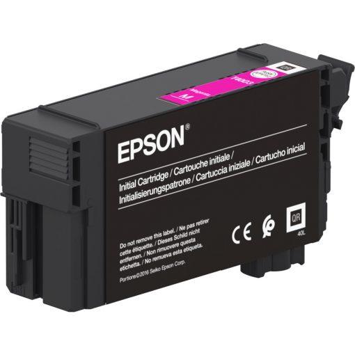Epson T40D3 Magenta 50ml festékpatron
