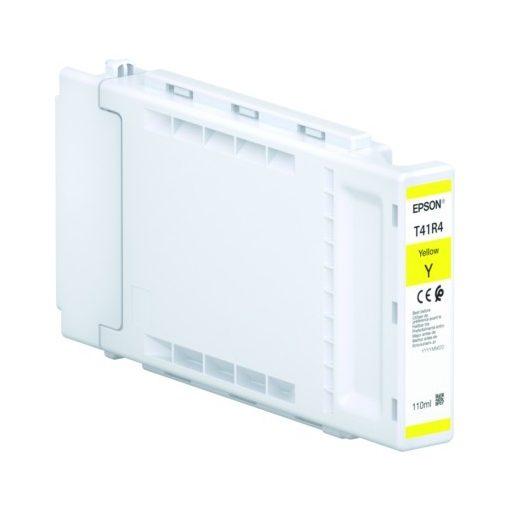 Epson T41R4 Yellow 110ml tintapatron