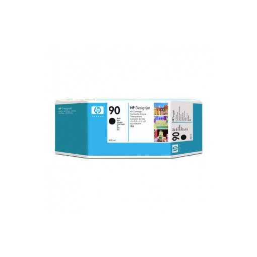 HP C5065A Patron Yell 400ml No.90 (Eredeti)