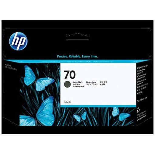 HP C9448A Patron Matt Black No.70 (Eredeti)