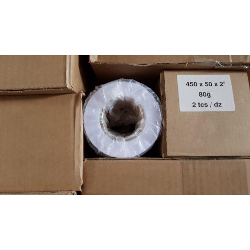 Plotter papír 80g 450mm x 50m