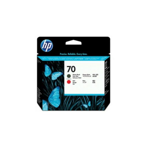 HP CD949A Patron MBk&Red No.73 (Eredeti)