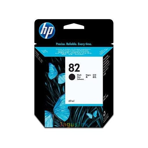 HP CH565A Patron Black 69ml No.82 (Eredeti)