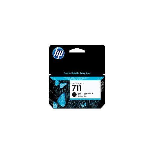 HP 711 38ml Fekete tintapatron eredeti