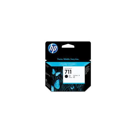 HP 711 80ml Fekete tintapatron eredeti