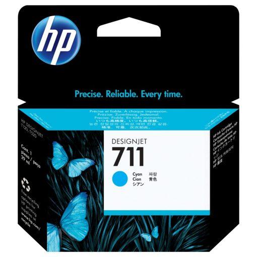 HP 711 Cyan tintapack 3x29ml cián tintapatron pack