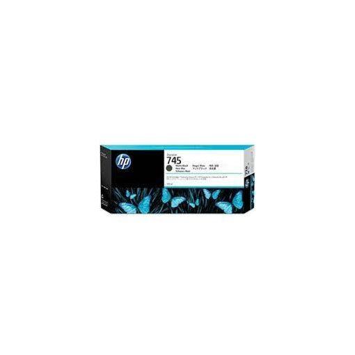 HP F9K05A Patron MBk 300ml No.745 /orig/