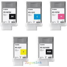 Canon PFI-107 tintapatron 5 darabos készlet