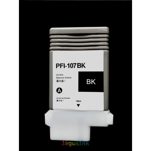 Canon PFI107BK Fekete