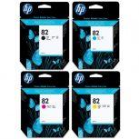 HP 82 Tintapatron HP Designjet 500/510/800/815mfp/820mfp/10ps/20ps/50ps/120/120nr