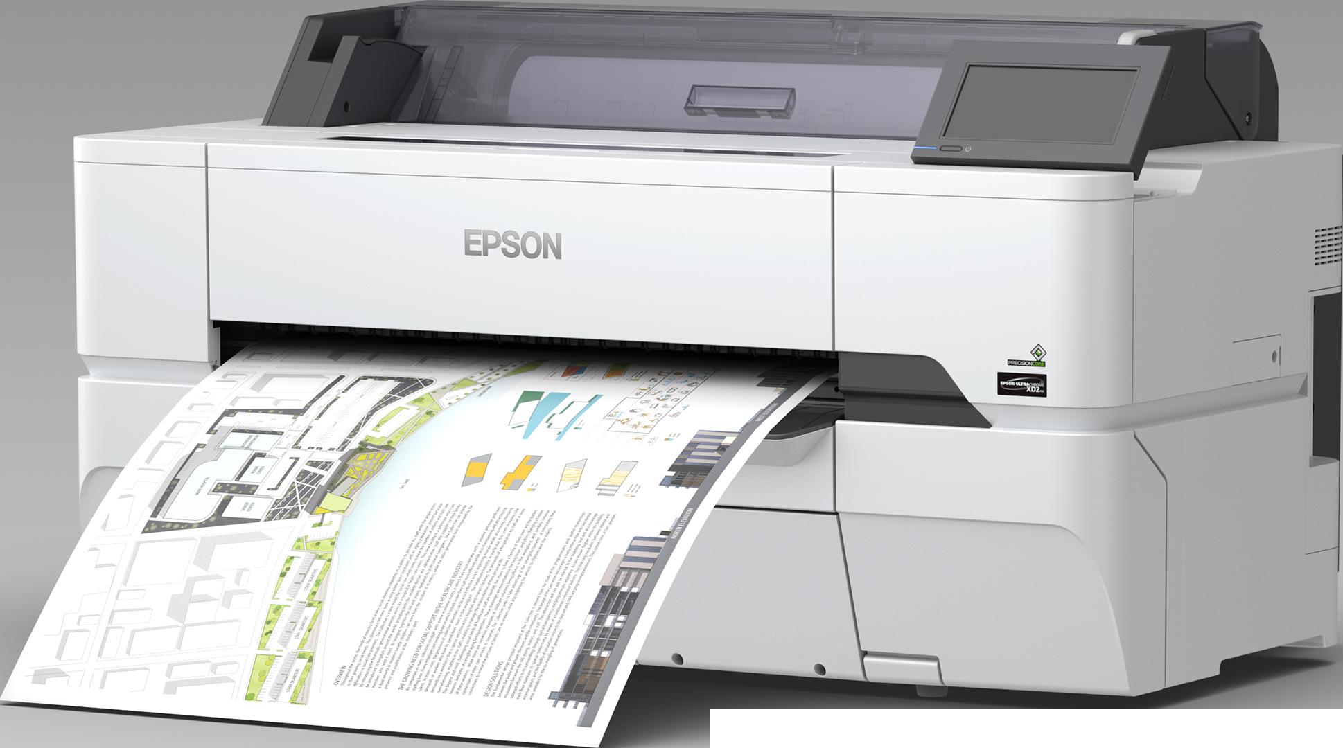 Epson Surecolor Sc-T3400N